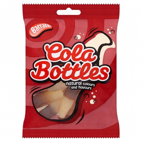 Barratt Cola Bottles 160G